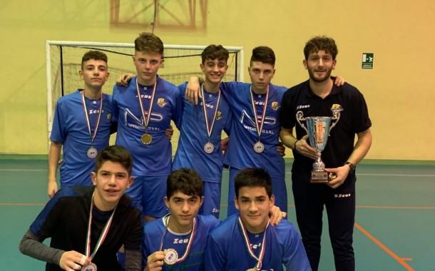Coppa provinciale U17, trionfo del Santa Cecilia