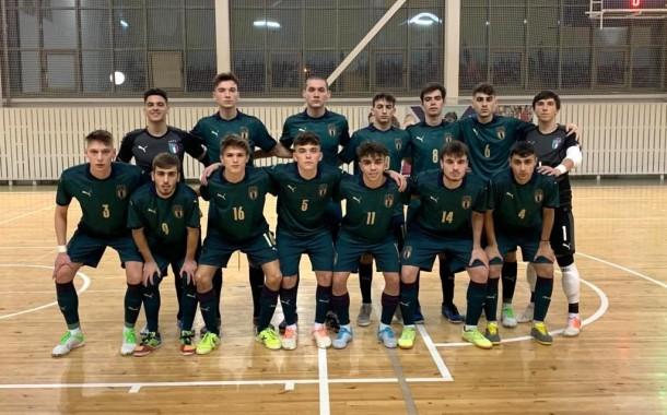 Italia U19 di rimonta: battuta 2-6 la Bielorussia. Martedì si replica