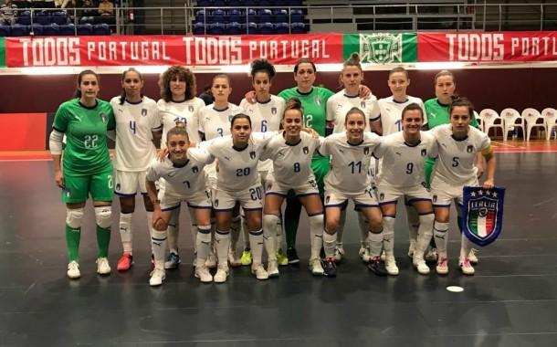 Italia femminile, dal 12 al 15 gennaio la Freedoom Lviv Cup: 16 azzurre convocate
