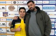 """Il Real San Giuseppe presenta Pedrinho: """"Accoglienza fantastica, voglio ripagare fiducia"""""""