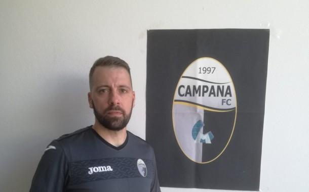 """Campana Futsal, Maiello non vuole cali di tensione: """"Bisogna restare sempre concentrati, pronti a vincere con il Palazzisi"""""""