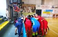 Serie A2 femminile, primo turno coppa Italia: Social Match Virtus Ciampino-Woman Napoli