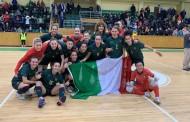L'Italfutsal vince la Freedom Cup 2020, le Azzurre battono in finale 2-4 l'Ucraina a Lviv