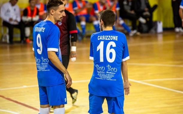 Coppa Italia, lo Junior Domitia cede il passo allla Sipremix Limatola