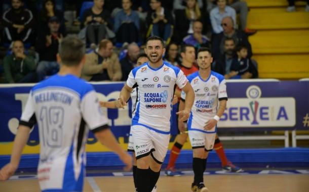 Serie A, dietro il Pesaro c'è di nuovo l'AeS. Ottovolante Came Dosson. Feldi di rimonta