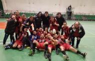 Coppa Campania C2, ritorno quarti. Città di Palma in Final Four, i rossoneri sbancano il PalaConi