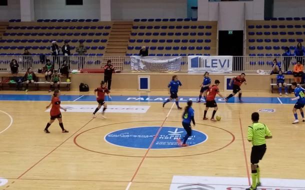 La Folgore Acquavella conclude il girone d'andata con un successo, otto reti alla Futura Salerno