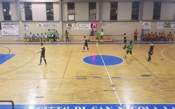 Serie C1. Hattrick Tauro, lo Spartak fa suo il posticipo della ventesima giornata: 8-5 contro il Boca