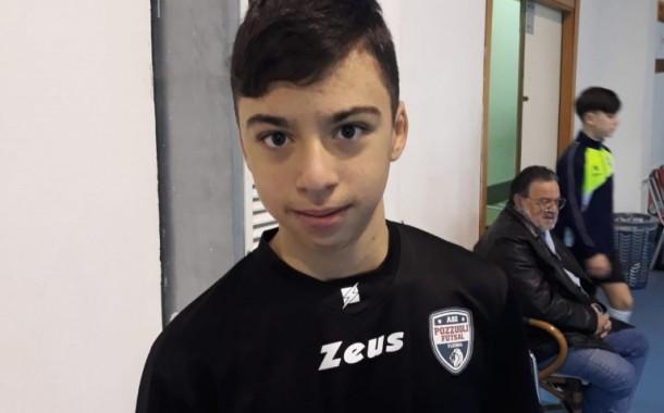 """Pozzuoli Flegrea, Iazzetta il bomber dell'U15 provinciale: """"Avanti con questa intensità, siamo determinati"""""""