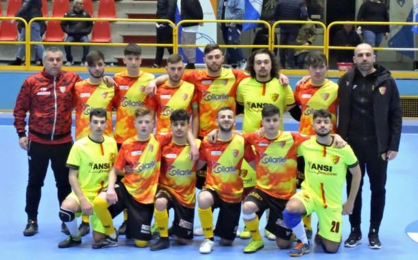"""Benevento 5 sconfitto in finale di coppa Campania U19, Collarile: """"C'è rammarico, i vertici della classe arbitrale riflettano. Valuteremo se proseguire con il settore giovanile"""""""