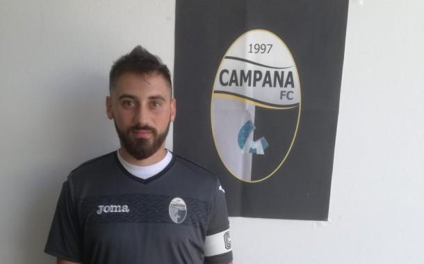 """Campana Futsal, parla capitan De Angelis: """"Disputato un ottimo girone d'andata, siamo carichi"""""""