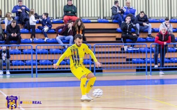 """Verso Real San Giuseppe-Futsal Fuorigrotta, la vigilia di Follador: """"Siamo pronti per domani"""""""