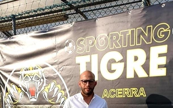 Sporting Tigre Acerra: Iorio sollevato dall'incarico, non è più il direttore sportivo