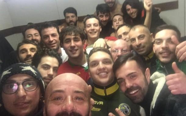 Coppa Campania D: Sangiuseppese, San Gregorio e Tigre Casalnuovo in F4. Martedì Meridiana-Casoria