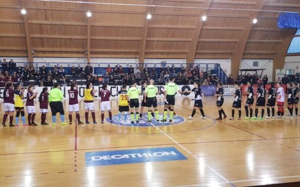 Salernitana, seconda sconfitta di fila: il Molfetta passa a Pontecagnano