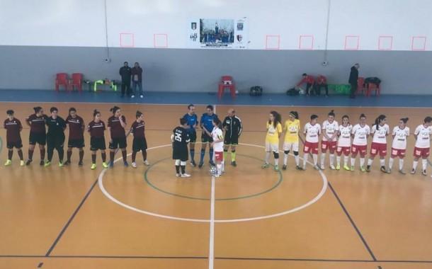 La Salernitana torna a fare punti nel recupero, 1-1 in casa della Venus Lauria