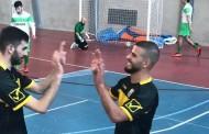 Atletico Tigre Casalnuovo inarrestabile, nove reti in casa del Forio