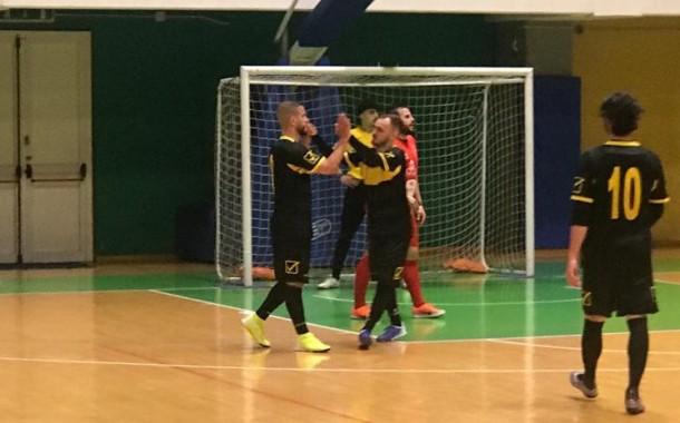 Atletico Tigre Casalnuovo in goleada, Real Torre del Greco kappaò