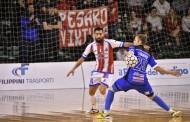 Serie A, scontro al vertice trionfale per l'Italservice Pesaro: AeS, fine della serie