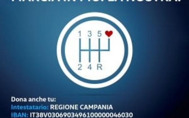 Coronavirus, 50 mila euro donati alla Campania dai Concessionari Automotive