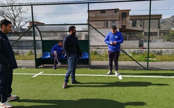 Atletico Vitalica-Belvedere, regna il fair-play su entrambi i fronti