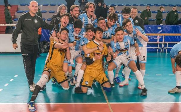 Under 19: festeggiano Gubbio, Roma, Fuorigrotta e Meta