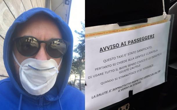 Medici e infermieri dormono nei taxi anche per pochi chilometri dal Cotugno all'Arenella. Il racconto di Francesco Marino