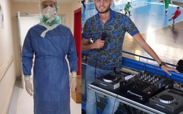 """Antonio Sapio e i tecnici sanitari di radiologia medica a Bari: """"Ci siamo anche noi in prima linea"""""""