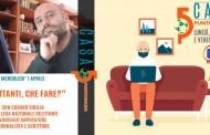 Casa Punto 5 in diretta alle 19 su facebook con Cosimo Sibilia e Vincenzo Imperatore
