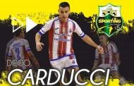 Sporting Sala Consilina, un colpa da A: preso Carducci in prestito dall'Italservice Pesaro