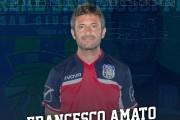 """Real San Giuseppe, rinnova il fisioterapista Amato per il quarto anno di fila: """"Sono felice"""""""