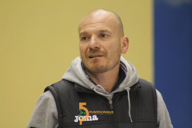 Gerardo Lieto, trainer del Gladiator Sant'Erasmo