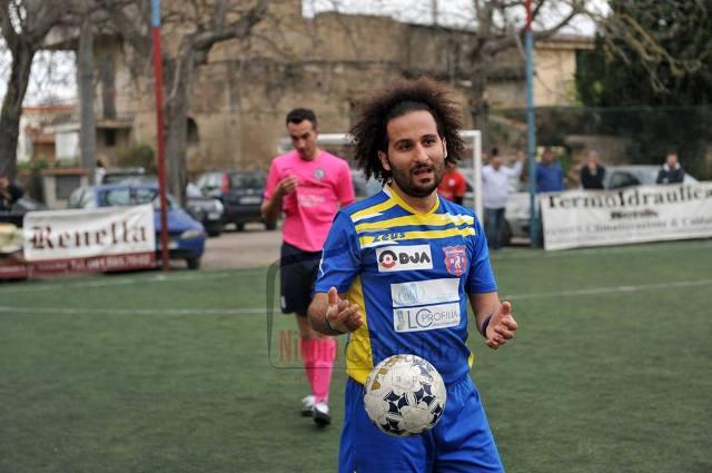 Antonio Marrone in una foto di Nicola Castaldo