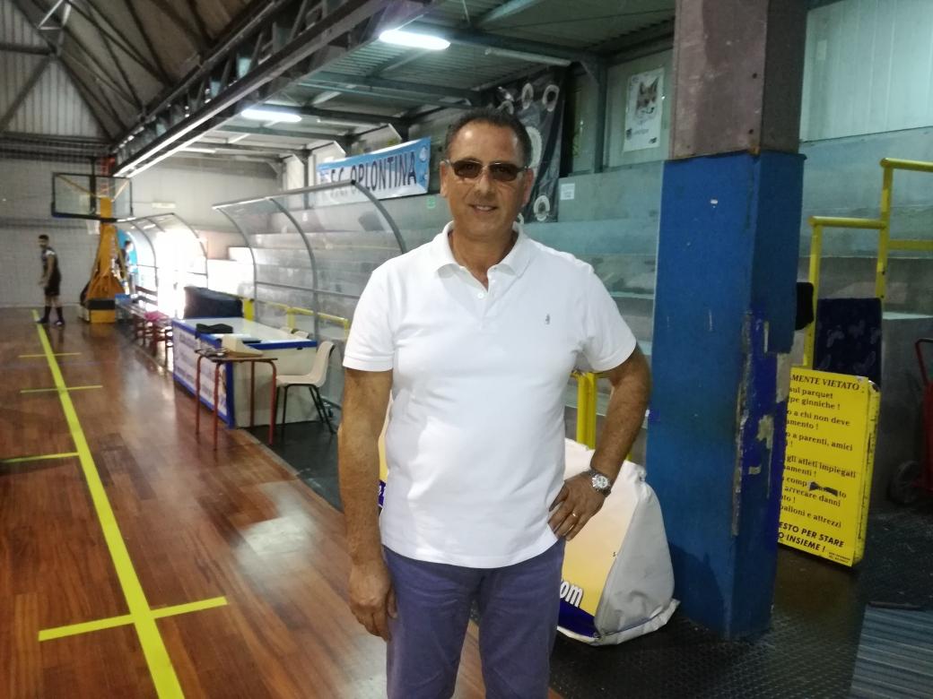 Matteo Viviano dg Oplontina