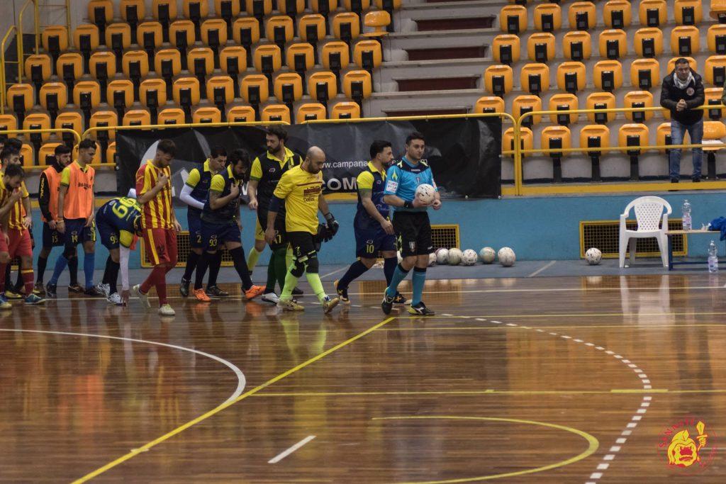 Fonte foto: profilo Facebook Sanniti Five Soccer