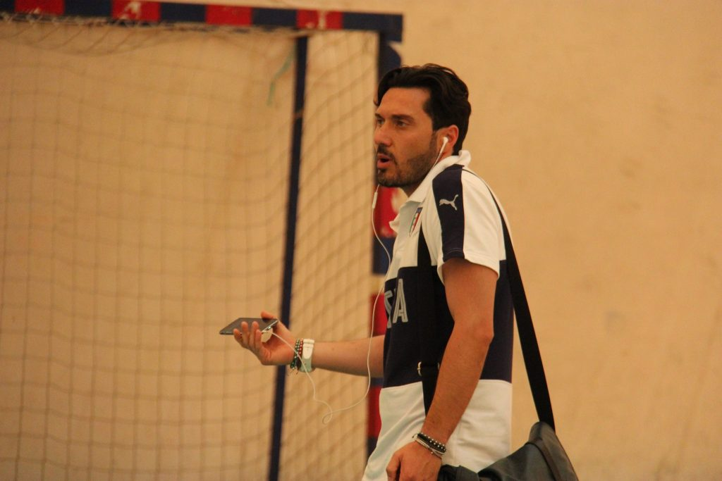 Gianluigi Toscano in una foto di Paolo Addeo