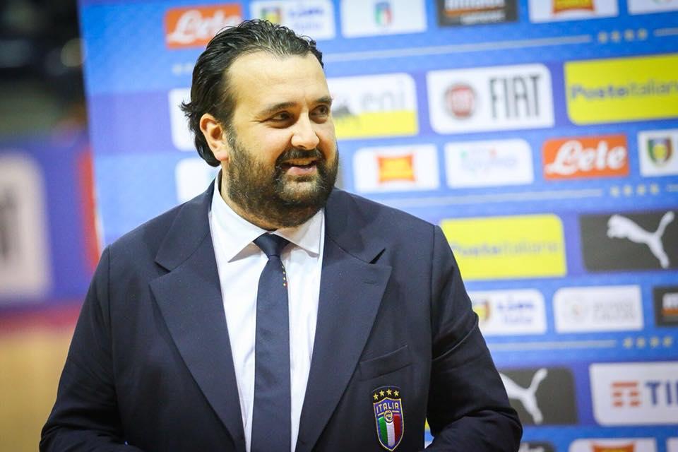 Andrea Montemurro, presidente Divisione Nazionale calcio a 5