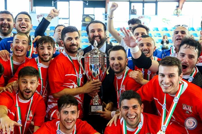 COPPA ITALIA CALCIO A 5 - FINAL EIGHT SERIE C - ARICCIA 2018