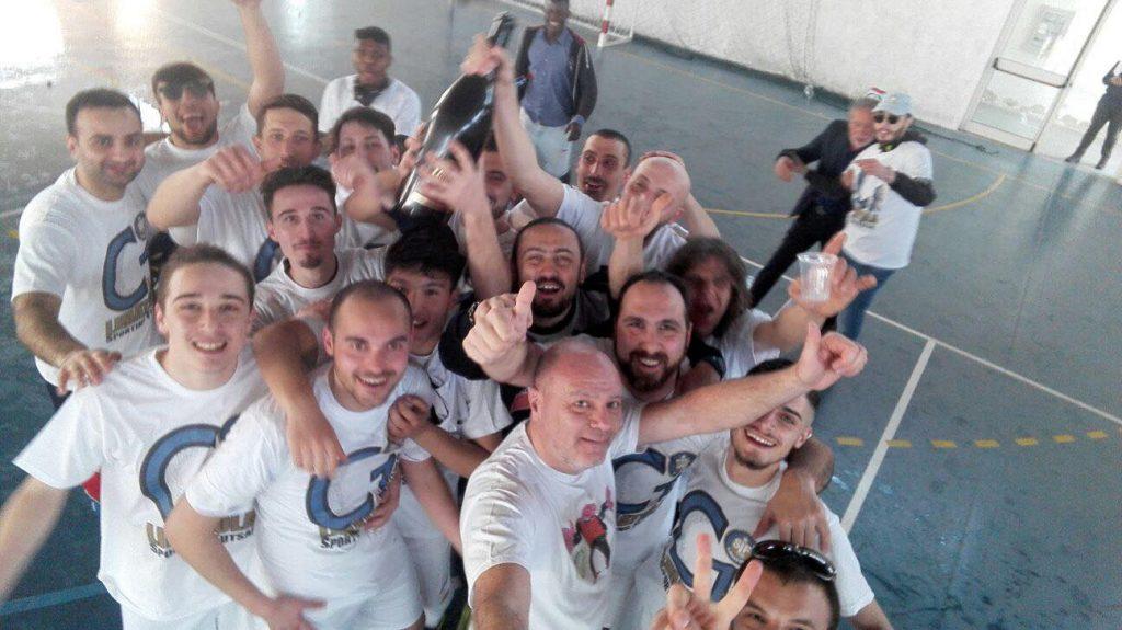 Il selfie vincente del Limatola