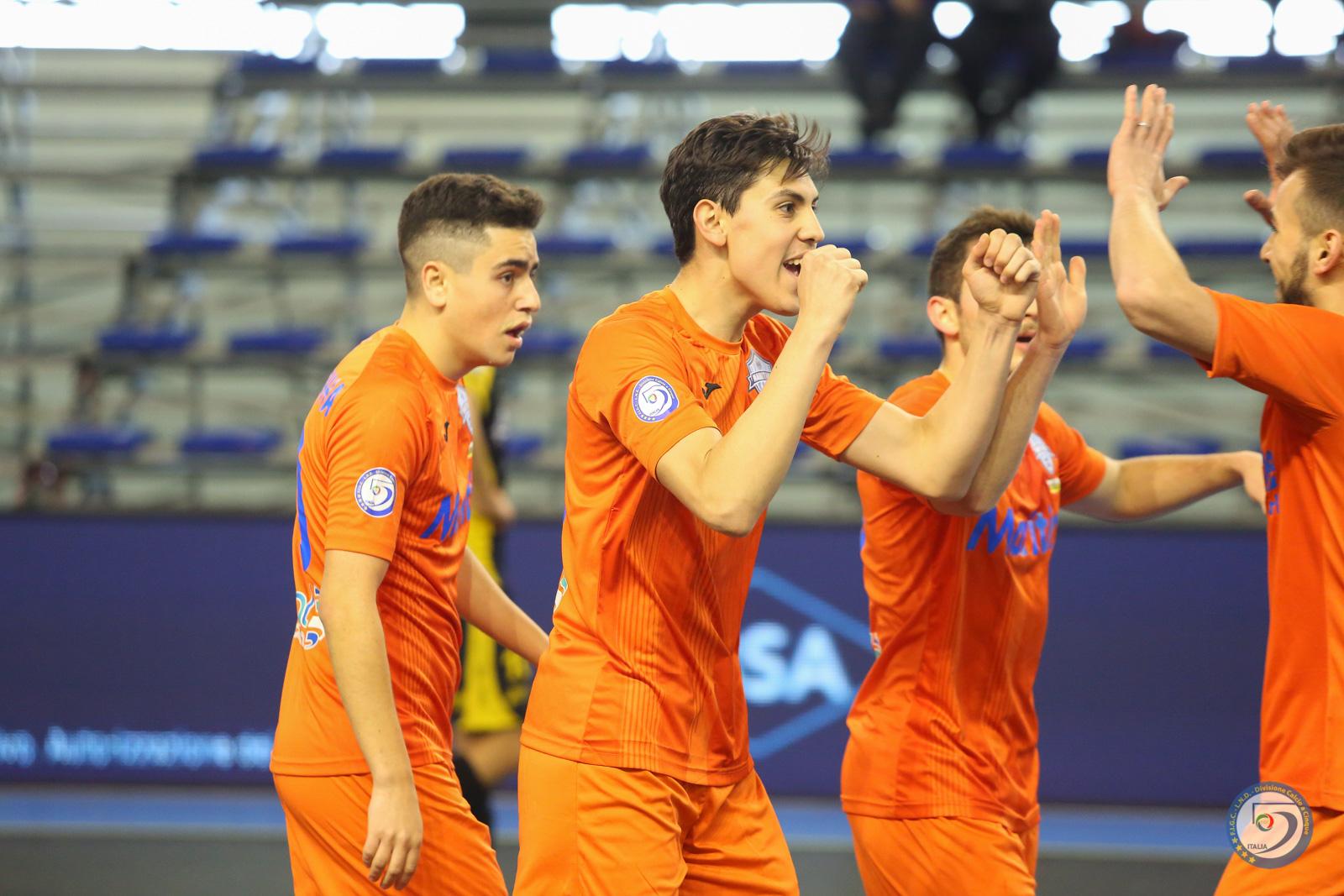 COPPA ITALIA CALCIO A 5 - FINAL EIGHT PESARO 2018