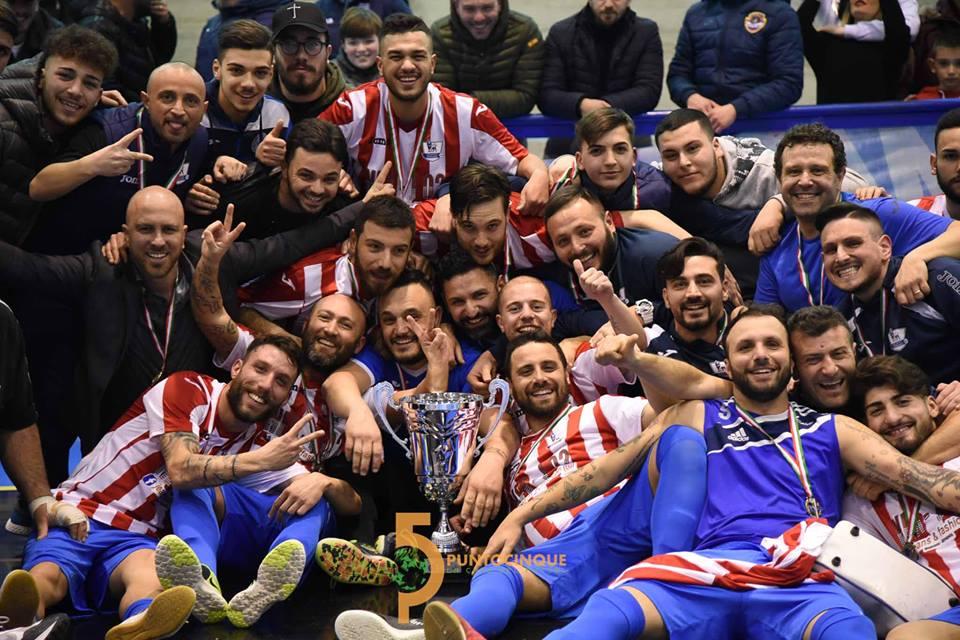 L'Atletico Chiaiano, detentore della Coppa Campania di C2
