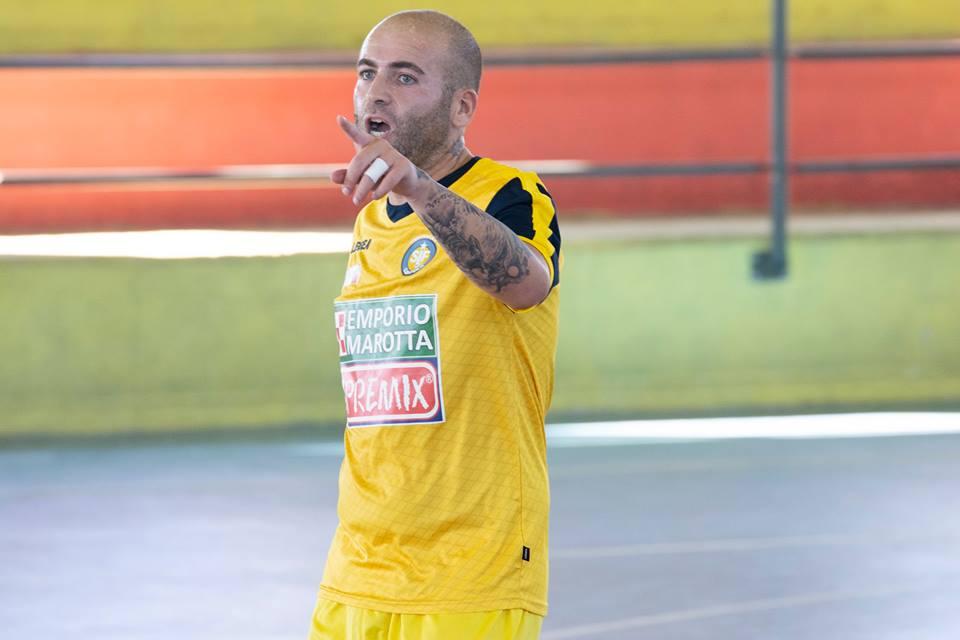 Genny Esposito Foto: pagina Facebook Sporting Limatola