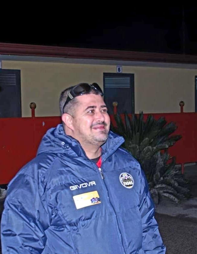 Gianluca Tufano, presidente Sporting Tigre Acerra