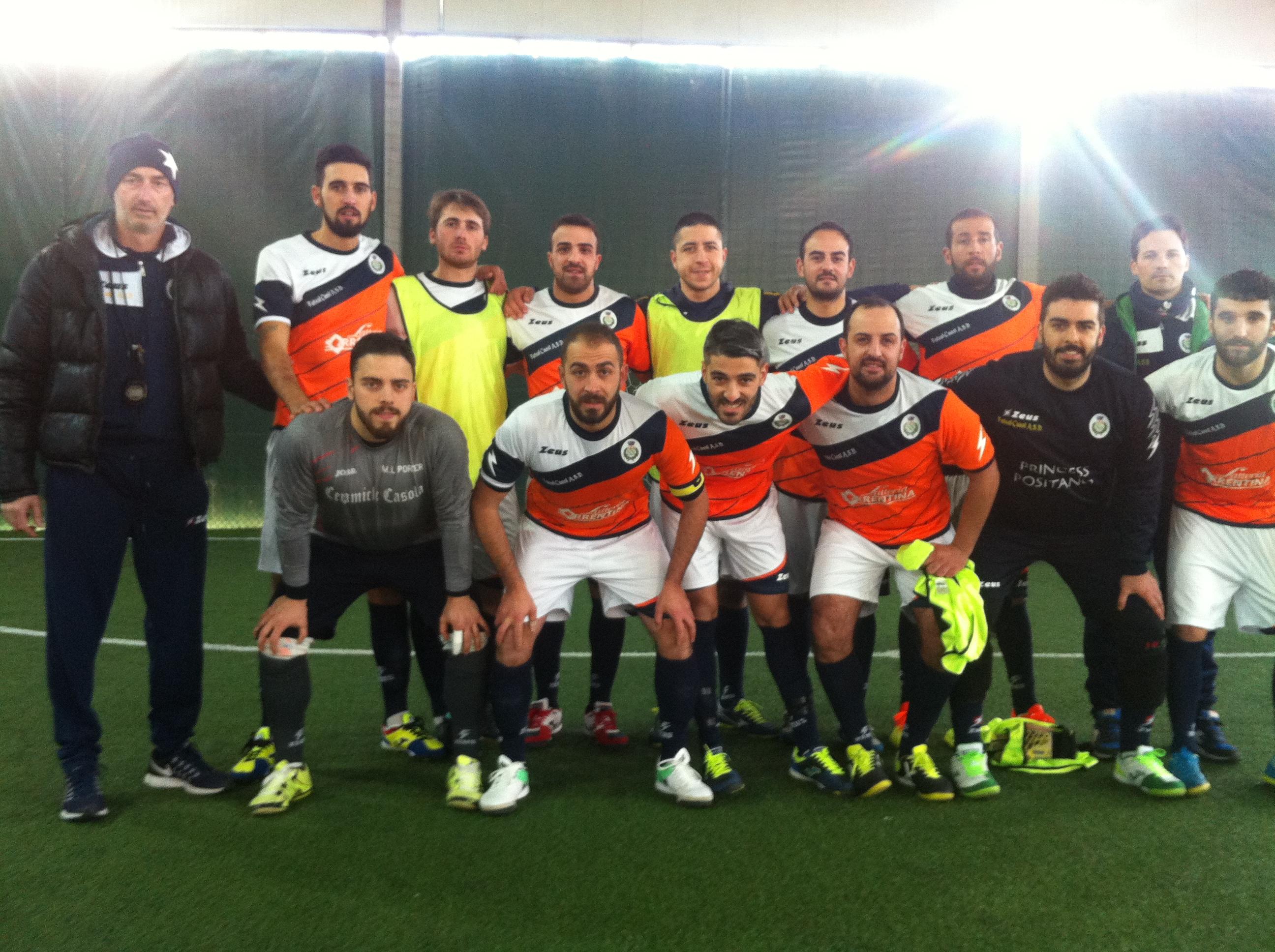 Il Futsal Coast nella passata stagione in C2