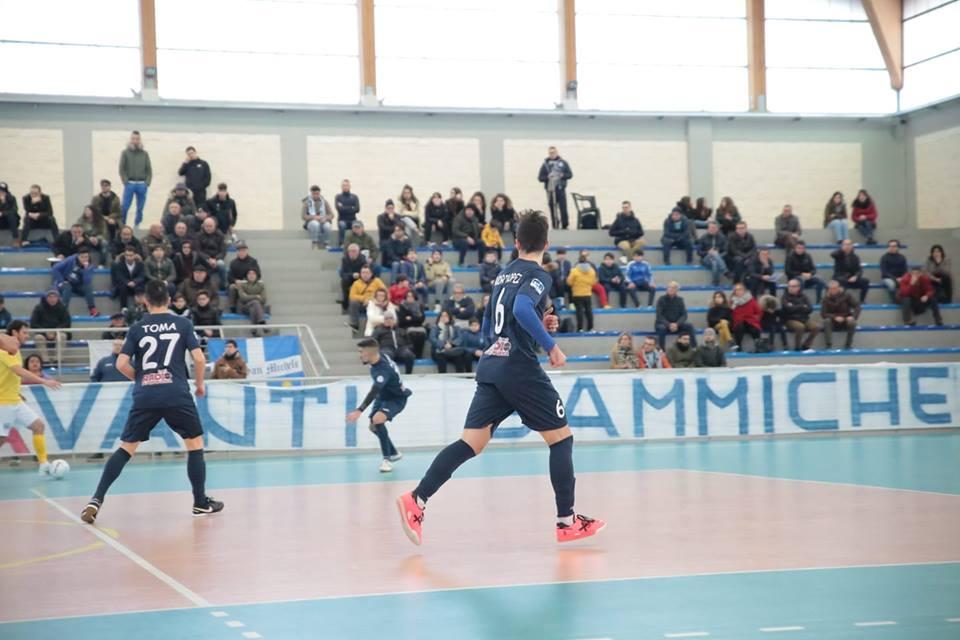 Foto: pagina Facebook Polisportiva Sammichele