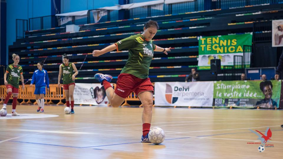 Foto: pagina Facebook Futsal Molfetta