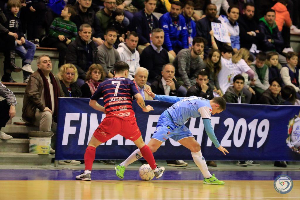 Foto di Paola Libralato per Divisione calcio a 5