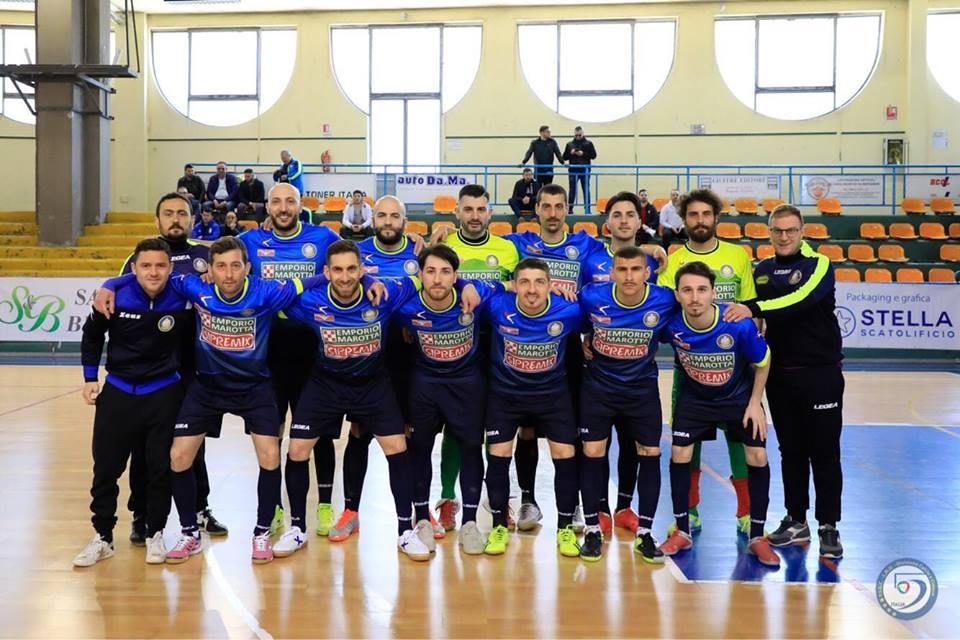 Lo Sporting Limatola Foto: Divisione C5