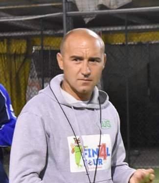 Generoso Venezia, coach del Cus Avellino