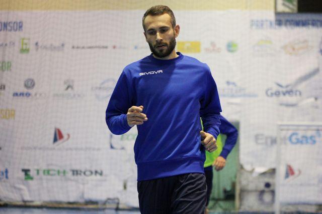 Francesco Ferraioli, capocannoniere dell'ultima serie C1 con 64 reti all'attivo